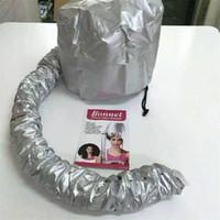 Haartrockner Caps Hood Bonnet Bindung Home Verwendung Haarpflege-Werkzeughaar-Diffusor für lockige Schnelltisch-Duschkappen Freies Schiff