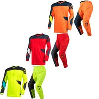 NEUE 2020 MX Combo Motocross Jersey und Hosen ATV Dirt Bike Motocross Wear Gang Set Racing Anzug Combos MX Jersey Pants1