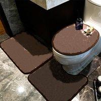 8 Arten Rutschfeste Toilette Sitzbezug Mode Persönlichkeit Charme Unisex Mat Set Party Bankett Trendy Design Badezimmer Zubehör
