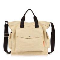 HBP Women Shoulder Bag Canvas Tote Bag Casual Handbag Purse Girls Crossbody Bag Zipper Wallet Free shipping