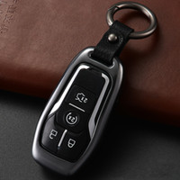 Для Ford Taurus Sharp Explorer Mustang Key Pack Lincoln MKC MKX Car Metal защитный чехол пряжка