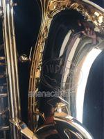 Alto EB Tune jupiter JAS-769-767 ساكسفون e شقة الموسيقية النحاس الذهب ورنيش جودة عالية أداء ساكس مع حالة الملحقات