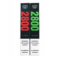 16 Renkler Puffs Vape Bar Kitleri Puff Pil Akış Cihazı Flex Xtra 1500mAh 2800 Boş XS Pods XXL Plus Tek Kullanımlık vs Ddnut