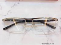 새로운 안경 프레임 클리어 렌즈 합금 프레임 안경 프레임 고대의 방식을 복원 oculos de grau 남자와 여자 근시 눈 안경 프레임