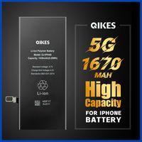 بطارية عالية السعة لآيفون 5 5S SE استبدال باتاريا سعة حقيقية الهاتف المحمول باتيريا لفون 5 5S SE