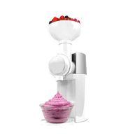 Éco-respectueux de la machine de dessert de fruits congelés de fruits glacés de fruits bricoleurs de crème de crème de lait de lait de lait crème de la machine à crème glacée avec l'UE Plug U6ASA