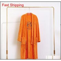 النساء الحرير الحرير قصيرة الفم المصممين رداء كيمونو رداء feminino حمام رداء كبيرة الحجم peignoir jllct outbag2007