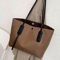 HBP женщины хозяйственные сумки нейлон большие сумки женские водонепроницаемые покупки кошельки женщин большие плечо