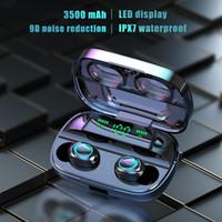 S11 TWS Bluetooth Kulakiçi Kablosuz Kulaklık Gürültü Azaltma Oyun Müzik Kulaklık Koşu Spor Stereo Kulakiçi Şarj Kılıfı ile