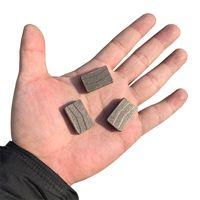 Segmenti di sega montuosa da 1200mm 24x7.2 / 8x15mm Segmenti di ricambio di ricambio di riparazione per sega diametro della lama 80pcs / lot