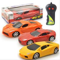 فاخر RC Sportscar سيارات M-Racer التحكم عن سيارة البسيطة RC راديو التحكم عن بعد سباق الصغير 1:24 2 قناة سيارة لعبة