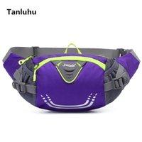 Sacs de taille Tanluhu Bolsa Femmes Fashion Confortable Multi fonctionnel Dame Casual Qualité Nylon Nylon Ceinture étanche C4000