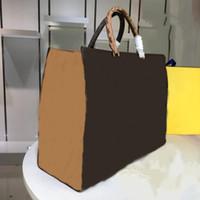 Frauen Duffle Bag Reisetaschen Handgepäck Luxus Designer Clutch Lady Cleather Handtaschen Große Kreuz Frau Handtasche 44571-2