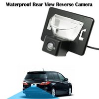 Automobile Vista posteriore Telecamere Sensori di parcheggio Backup della fotocamera per il 2005-2010 5 / i-Max Accessori per l'inversione impermeabile di alta qualità Pratica di alta qualità