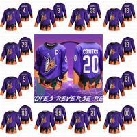 Hombres Mujeres Jóvenes Arizona Coyotes 2021 Retro Oliver Retro Ekman-Larsson Clayton Keller Dvorak Soderberg Phil Kessel Shane Doan Jerseys