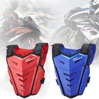 Motocycliste gilet gilet veste motocross moto arrière arrière protecteur de poitrine hors route vélo de vélo accessoires de protection de protection