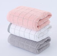 Carré Absorbant Soft Absorbant House serviette de la serviette de haute qualité BREF SOFT COTON TOWEL COULEUR COLLECTINE 70 * 34CM