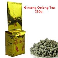 250 g ginseng oolong té nuevo alto rentable fresco natural belleza té chino de alta calidad oolong té preferido