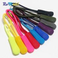 100 adet / paket Fermuar Çekin Kordon / Zip Çektirme / Zip Raptiye 10 Renkler Mevcut Ücretsiz Kargo
