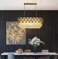 New Modern Chandelier Lighting For Dining Room Home Decorati...