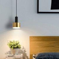 Khylight Nordic Başucu Işık, Adası Mutfak Kolye, Modern, Yatak Yan Okuma Gece Lambası, LED Lamba Asılı Işıklar