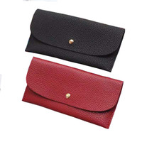 Women Buckle Holder Designer Wallet Clutch Purse Designer Multicolor Long Lady Card Classic Wholesale Wallet Pocket Coin Free Shipping Lnmk