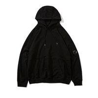 cp company 19SS CP Company мужская женская дизайнерская куртка толстовки модные топы с длинным рукавом молния толстовка Азиатский размер M-2XL