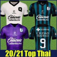 2020 2021 México Querrtaro Futebol Jersey K.ramirez S.SOSA J.Velazquez Jersey Camiseta de Querrador Dia de Muertos 3ª Jersey 20/21
