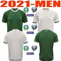 20 21 Irland Mann Fußball-Trikot Keane McClean Brady Coleman Clark Hendrick irischen Nationalmannschaft Männer Fußball Trikot Trikots für Erwachsene