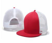 Casquettes de baseball vierge Orras Gorro Toca Toucas Bone Aba Reta Rap Chapeaux Snapback Hats