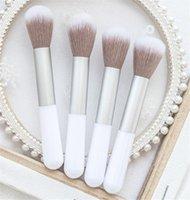 Makeup Pinsels Foundation Pulver Gesichtsbürste Set Weiche Gesicht Blush Brush Professionelle große Kosmetik Make-up-Werkzeuge