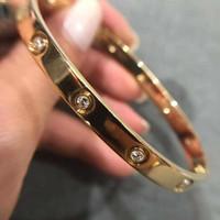 Bilezik Aşk Bilezik Erkek Bilezikler Lüks Tasarımcı Takı Kadın Bilezikler Altın Bilezik Lüks Bileklik Tenis Takı Tasarımcısı Jewelry123