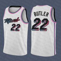 Jimmy 22 Butler MiamiHitzeNeue Wärme Damian 0 Lillard Tyler 14 Herro Zion 1 Williamson Devin Booker Basketball Jersey 2020 2021 Neu