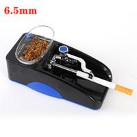 Rolling per sigaretta elettrica 6.5mm Tabacco Easy Automatic Maker Inject Tube Regalo per Boyfriend Rotoling Machine Roller