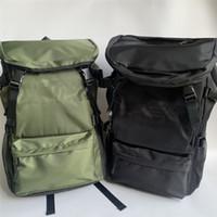 Ctopstoney mochila masculina multi função saco de montanhismo viajar esportes mochila lazer moda mão suporte preto mochila