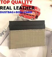 مصمم حاملي بطاقة المصمم أعلى جودة الأزياء أكياس بطاقة قماش محفظة جيب محفظة بطاقة الائتمان حقيبة حامل محافظ حاملي محفظة حزمة حقيبة