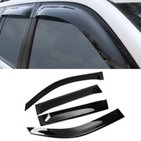 For Shield Protector Cruiser Prado Rain Window Car Frame Land J150 Accessories Visor Shelter Toyota Sun Cover 2010-2020 Shade Oeabt