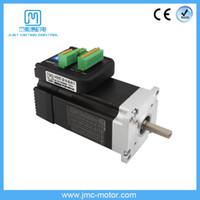 JMC IHSV57-30-14-36 36V 140W NEMA23 0.41N.M 36VDC 3000RPM Motore con encoder All-in-one Servo del servomotore integrato Servo Easy Servo