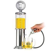 새로운 미니 맥주 디스펜서 기계 마시는 선박 투명 레이어 디자인 단일 총 펌프 와인을 마시는 가스 바 바 와인 NNB