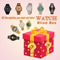 Boîte aveugle pour hommes montres chanceux Box Lady Montres de poche aléatoire Cadeau surprise Boîte aveugle Sac chanceux