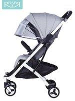 0-3 anni può prendere l'aereo passeggino del bambino può sedersi reclinabile ultra chiaro portatile pieghevole bambino passeggino passeggino bambino ombrello1