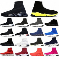 2020 designer sock sports speed 2.0 trainers trainer luxury women men runners shoes trainer sneakers  donne felpa  uomini scarpe da uomo balenciaga balenciaca balanciaga