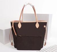Neue Hohe Qualität Taschen Klassische Handtaschen Umhängetaschen Handtasche Womens Tasche Frauen Einkaufstasche Geldbörsen Braune Taschen Leder Kupplung Mode Taschen V8899