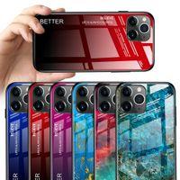 Витражный чехол для телефона для iPhone12 11 Pro Max XR 7 8 Чехол телефона для Samsung S20 Huawei P40 Pro