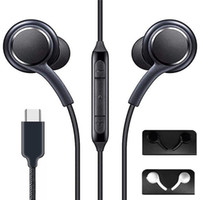 Hot sale Type- c in ear Headphone for AK_G Samsung note 10 Ea...