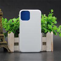 3D 승화 케이스 아이폰 12 PRXO MA 11 x XS 광택 빈 전체 영역 열전달 인쇄 매끄러운 커버 삼성 S20 플러스 울트라