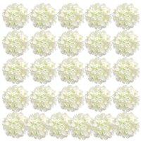시뮬레이션 실크 수국 헤드 웨딩 홈 가든 중심 DIY 꽃 장식 JK2101PH에 대 한 인공 꽃