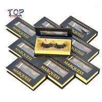 선물 포장 사용자 정의 로고 3D 밍크 속눈썹 상자 Faly Eyelash Packaging Box Fine Mount Gift1