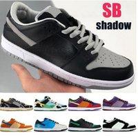 أعلى جودة إمرأة تشغيل رجل رياضة الأحذية الظل مكتنزة تحت رشم كيوتش بلوم باندا حمامة منخفضة الرجال النساء المدربين حذاء US 5.5-11 حذاء