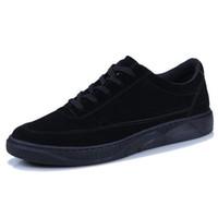 QWEDF 2019 Новые мужчины повседневная обувь молодых мужчин Удобные мягкие кроссовки обувь дышащая Мода весна лето плоские ботинки DD-025